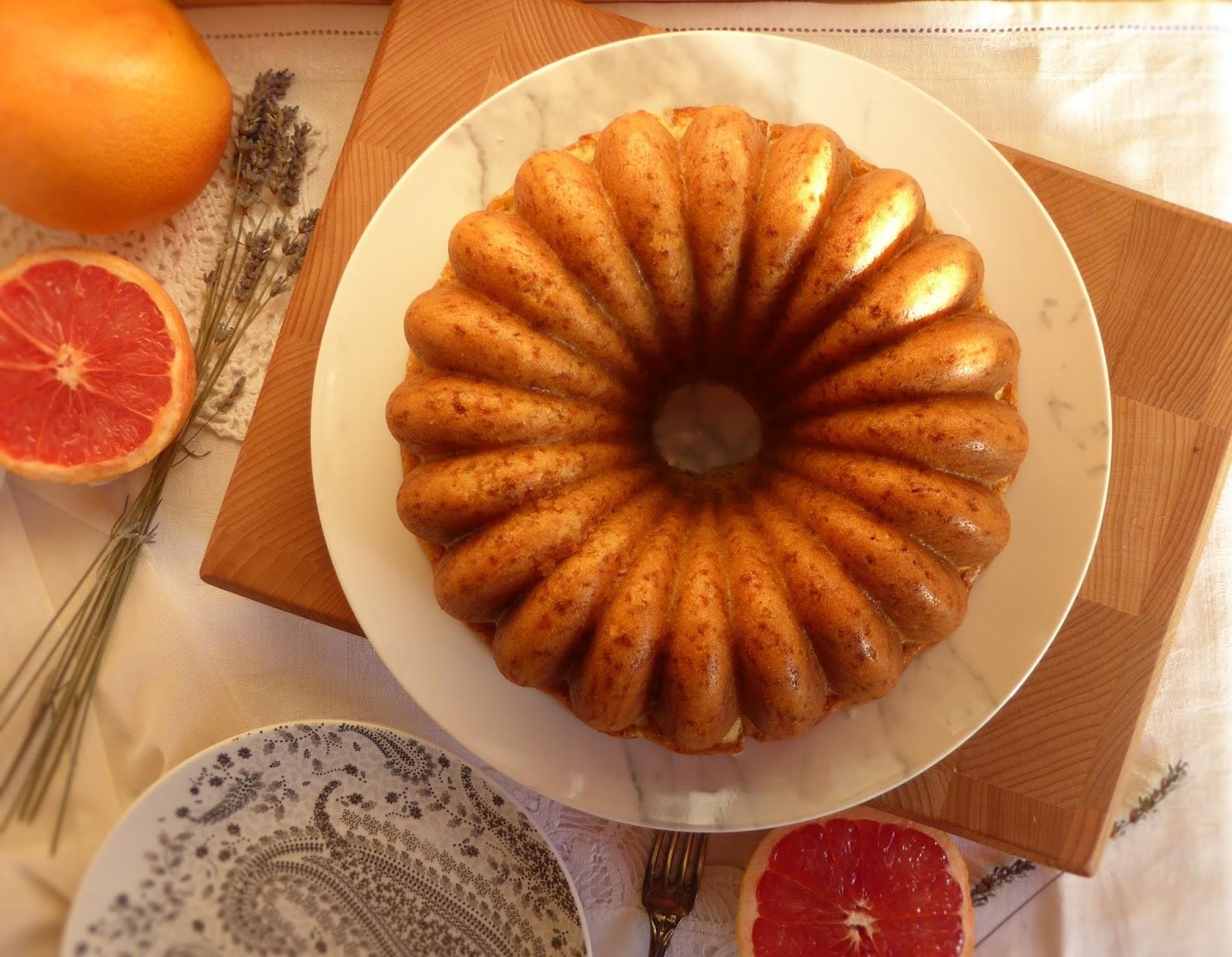 Crown Bundt Cake Pan