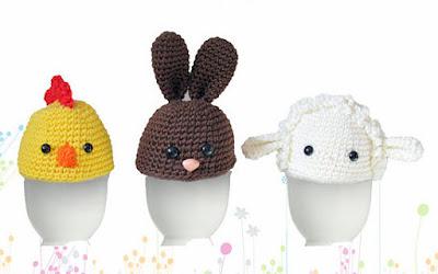 Crochet Easter Egg Cozy