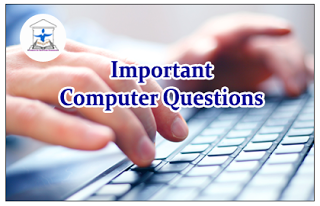 Important Computer Questions for LIC AAO and Upcoming Exams Set-13