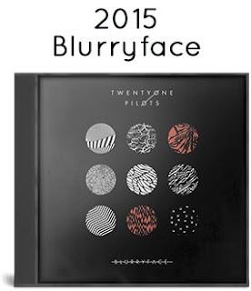 2015 - Blurryface