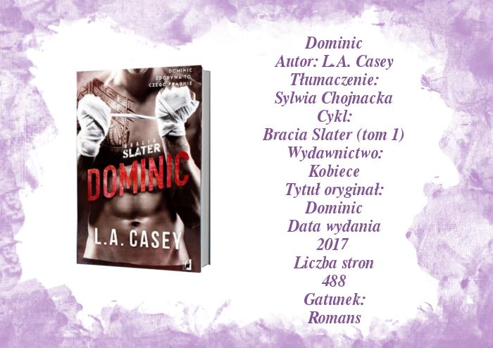 Dominic L.A Casey