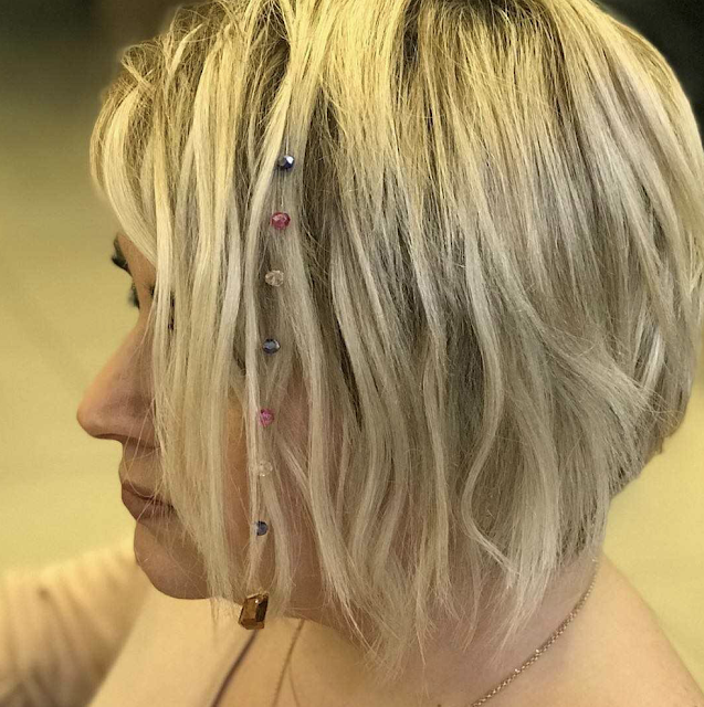 pixie bob haircut short 2019