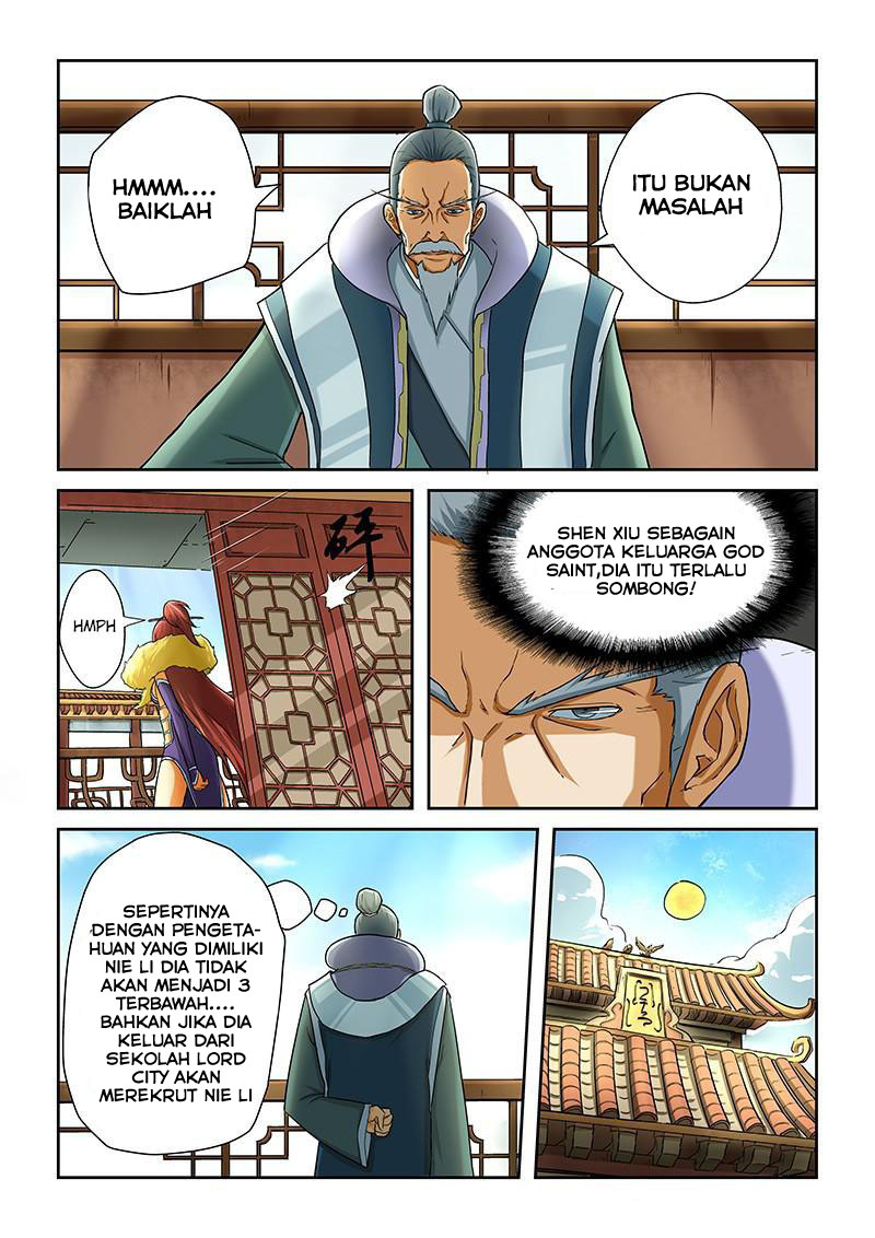 Tales of Demons and Gods Chapter 15