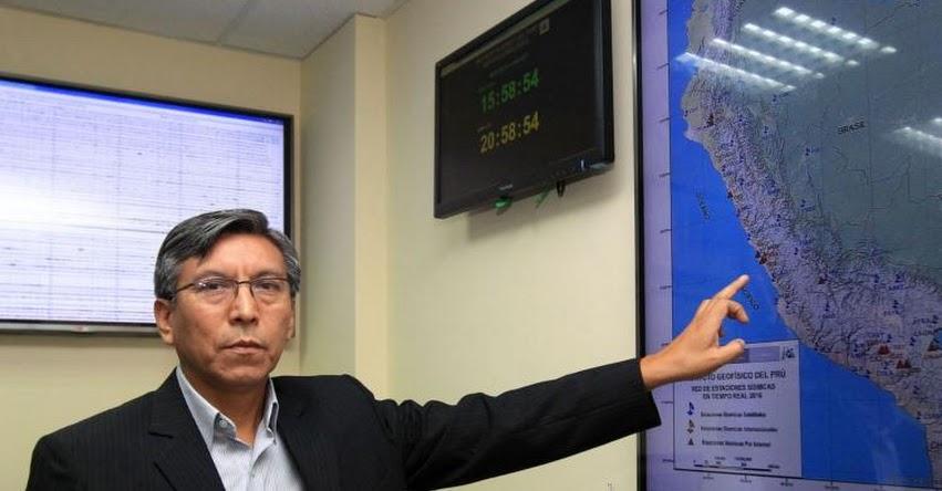 IGP colocó sensores en isla San Lorenzo para alerta temprana de sismos en Lima - www.igp.gob.pe