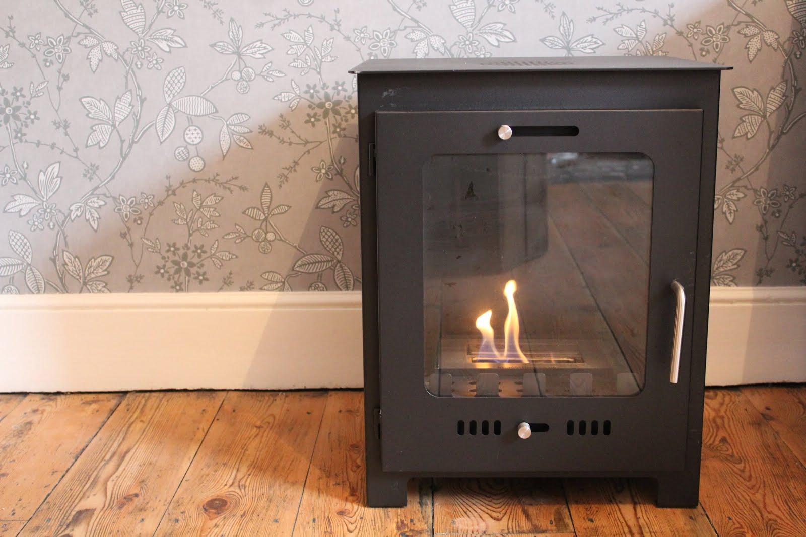 Bioethanol Wood Burner Review