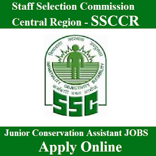 Staff Selection Commission Central Region, SSCCR, Uttar Pradesh, UP, SSC, Staff Selection Commission, 10th, freejobalert, Sarkari Naukri, Latest Jobs, sscnr logo