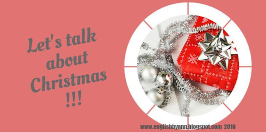 Christmas Speaking