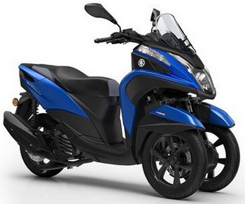 Harga Yamaha Tricity 155