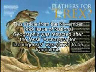 Dinosaur Hoax - Dinosaurs Never Existed! 0