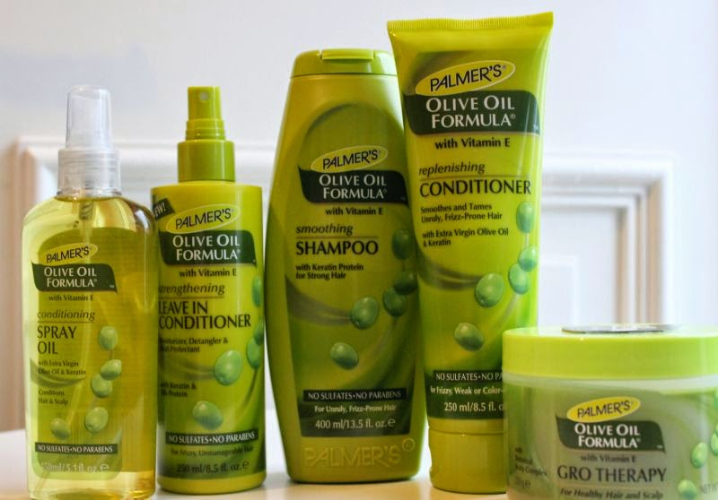 Palmers Olive Oil Hair Care Range Review The Sunday Girl