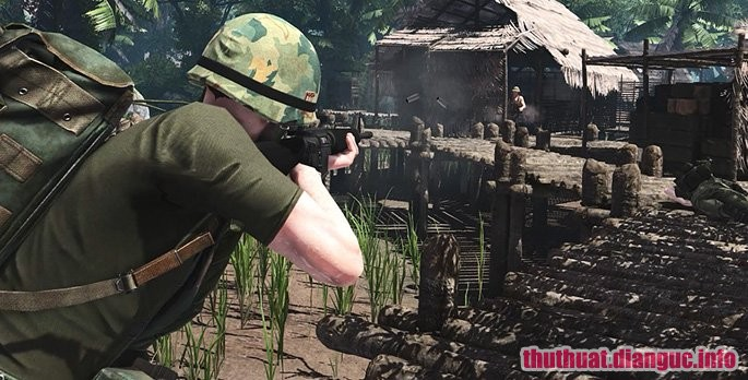 Download game Rising Storm 2 vietnam full crack