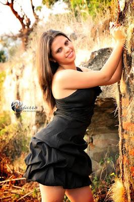 chica bella de nicaragua