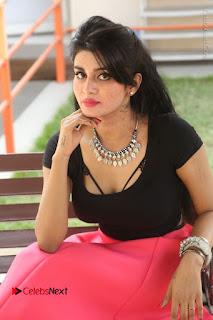 Telugu Actress Harini Stills at Dhyavudaa Movie Teaser Launch  0340.JPG
