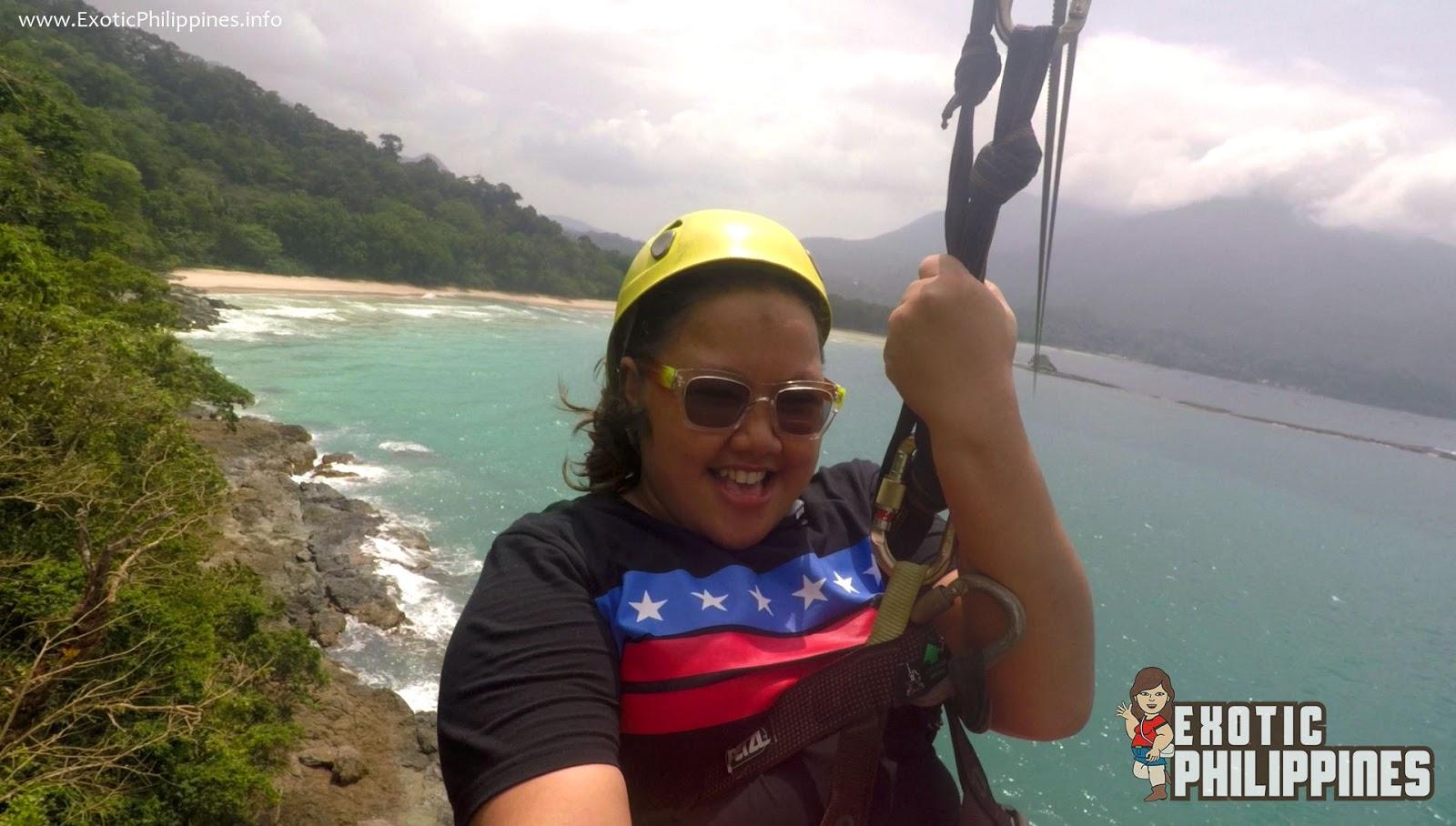 800 Meters Sabang X Zipline Puerto Princesa Palawan G Dumaguing Cebu Travel Blogger Blog Vlog Vlogger Exotic Philippines