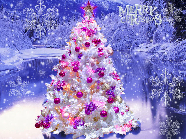Merry Christmas Wishes with Images in Telugu and English