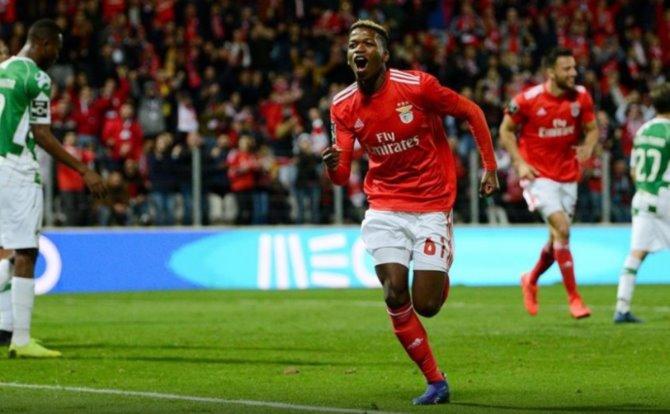 Blogs Benfica Florentino Luís estreou-se a marcar