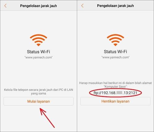 Cara Transfer File Android ke Komputer Tanpa Kabel dan Aplikasi