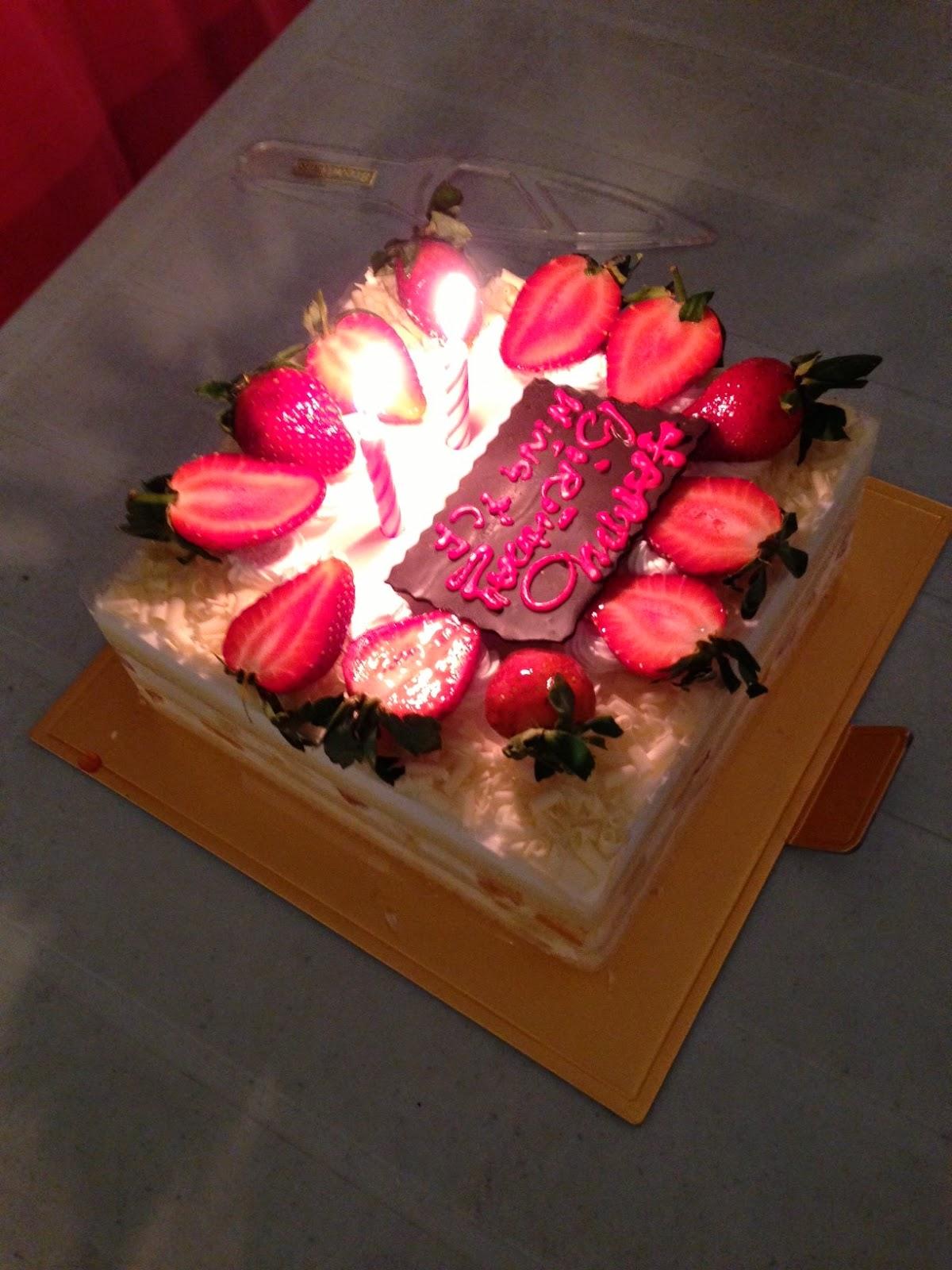 Worthy Book BreadTalk Birthday celebration