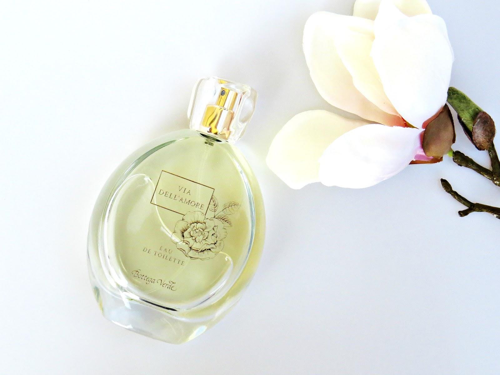 Belletto Make Up And Beauty Blog Via Dell Amore La Nuova Fragranza Bottega Verde