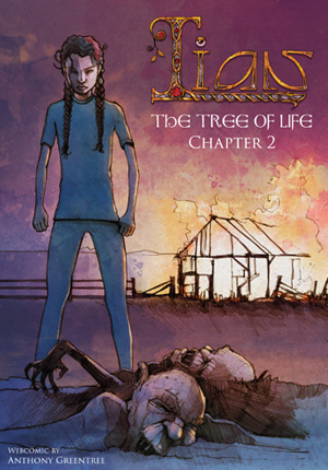 Lian Webcomic, The Tree of Life. Chapter 2