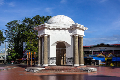 Tugu Thomas Parr (Thomas Parr Monument)