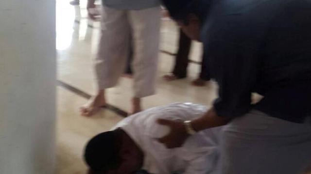 Subhanallah!!! Pengayuh Becak Meninggal dalam Posisi Sujud di Masjid