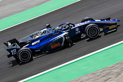 Foto (Zak Mauger/FIA Formula 2)