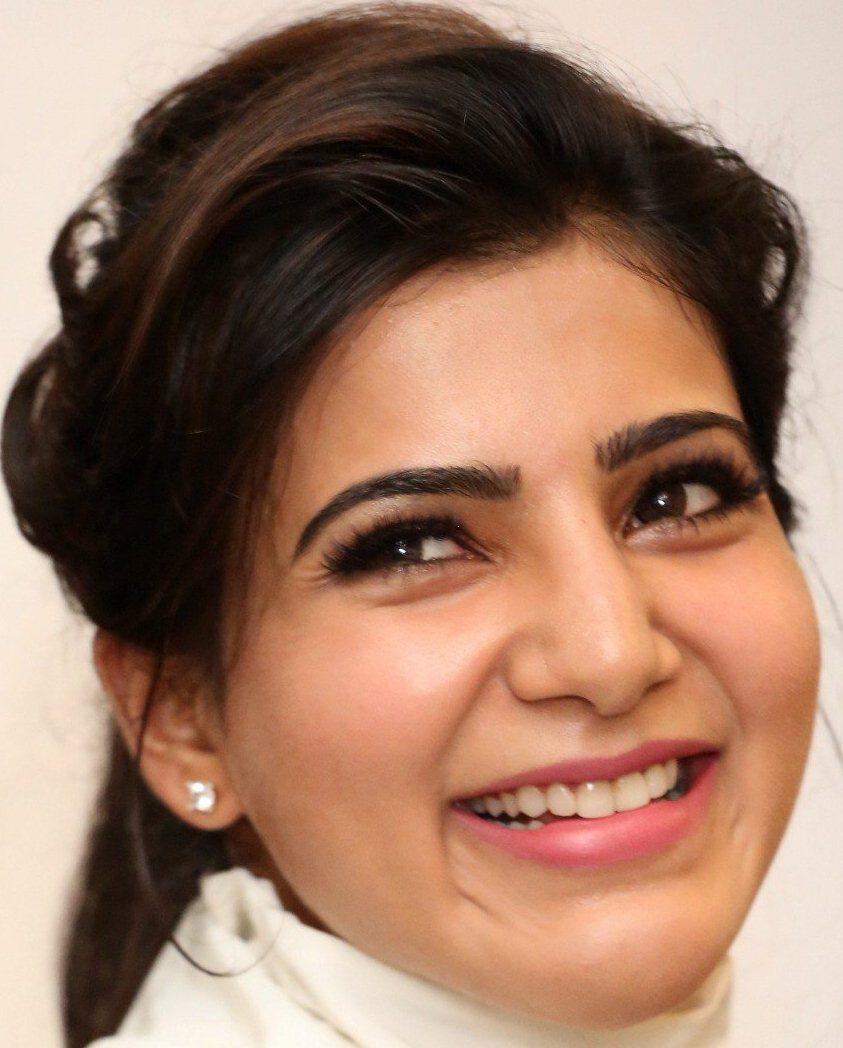 samantha ruth prabhu pictures: tamil actress samantha smiling face