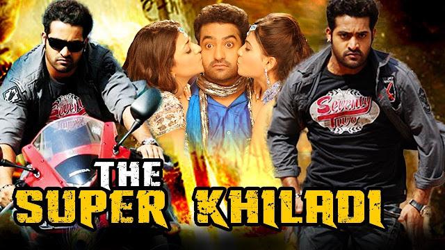 The Super Khiladi (Brindavanam) Hindi Dubbed Full Movie Download -  The Super Khiladi  Movie In Hindi watch online desiremovies kickass torrent world4ufree, worldfree4u,7starhd, 7starhd, 9kmovies,9xfilms300mbdownload 9xmoviesBollywood,Tollywood,Torrent, Utorrent