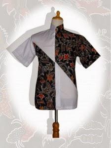 Model Baju Batik Wanita Dan Gambar Unik Yang Diberitakan Dan Model