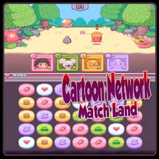 Cartoon Network Match Land Guide