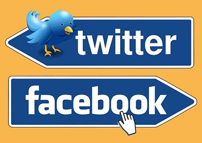 Cara Menghubungkan Facebook ke Twitter dan Sebaliknya