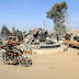 Τουρκική «επίδειξη δύναμης» στην Αφρίν: Στρατιώτες γκρεμίζουν αγάλματα και κρεμούν παντού σημαίες