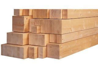 Цельный деревянный брус Волгоград