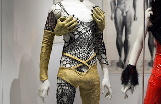 David Bowie Is exhibit at MCA