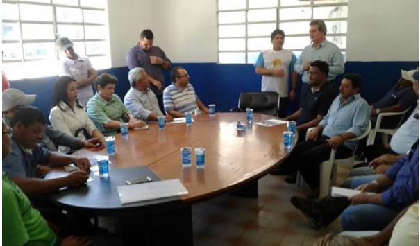 Seagri discute produção de leite com prefeitos eleitos Delmiro Gouveia, Mata Grande, Piranhas, Olho D'Água do Casado e Água Branca