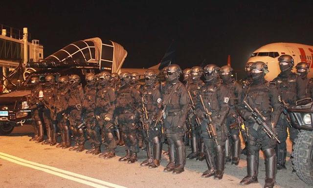 Pasukan Khusus TNI Sudah Di Tepmatkan di Filipina