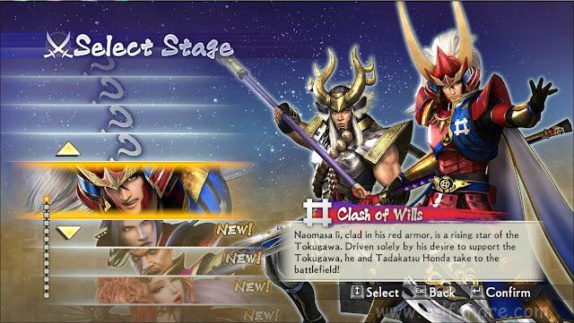 Samurai Warriors 4-II Full For PC