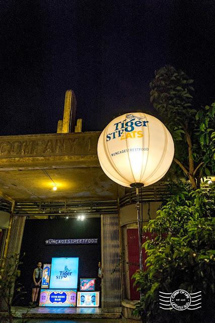 Tiger Beer Tiger STREATS Penang