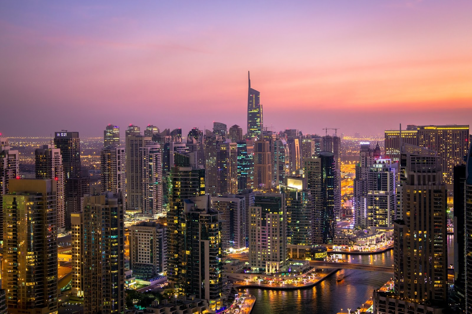 Dubai, holiday, travel, travelling, destination, skyline,