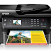 Epson Workforce WF-3520 Driver Download & Software Manual
