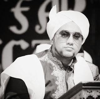 Foto Habib Hasan bin Ja'far Assegaf