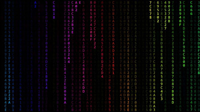 Colorful Matrix Wallpaper Engine