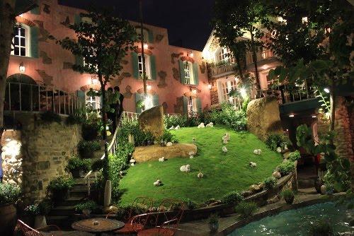 10 quán cafe biệt thự sân vườn đẹp như mơ ở nam s11g