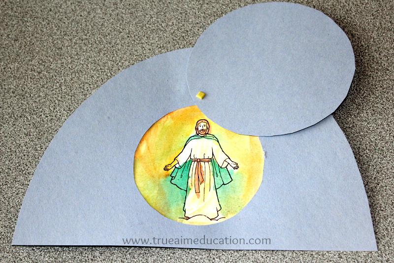 Resurrection Craft For Easter True Aim