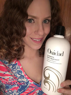 Hair Of The Day With Ouidad Deep Treatment Curl