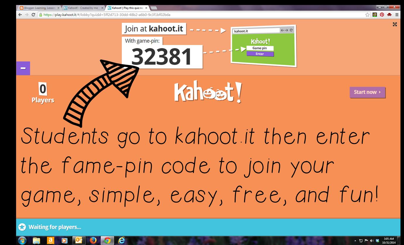 Kahoot game pin list | Gaming pc komplett