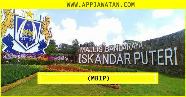 Jawatan kosong di Majlis Bandaraya Iskandar Puteri (MBIP)