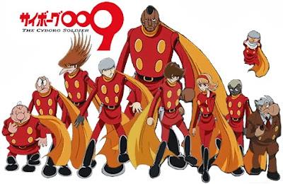 I fumetti Marvel ispirati ai manga giapponesi