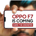 Kelebihan OPPO F7 dengan layar sentuh seperti iPhone X yang siap diluncurkan di India pada 26 Maret